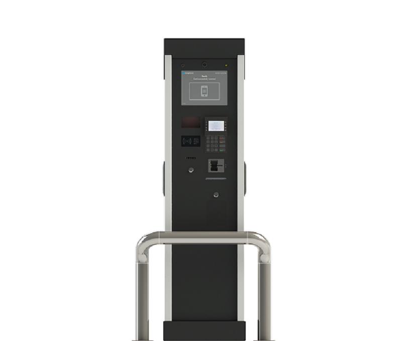 Parking Telecom Entry Exit Control Columns